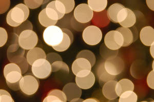 Christmas Bokeh 3 by ADW-photography
