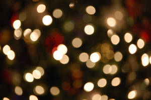 Christmas Bokeh 4 by ADW-photography