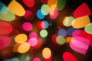 Colorful Bokeh 2 by ADW-photography
