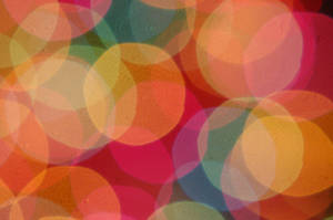 Colorful Bokeh 3 by ADW-photography
