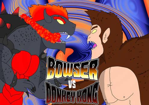 Bowser Vs. Donkey Kong