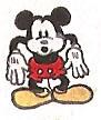 Mickey Mouse by brazilianferalcat