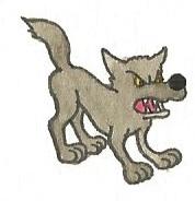 Wolf by brazilianferalcat
