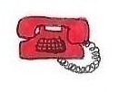 Telephone by brazilianferalcat