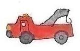 Tow truck by brazilianferalcat