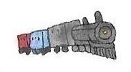 Train by brazilianferalcat