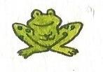 Frog by brazilianferalcat