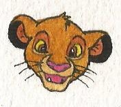 Simba by brazilianferalcat