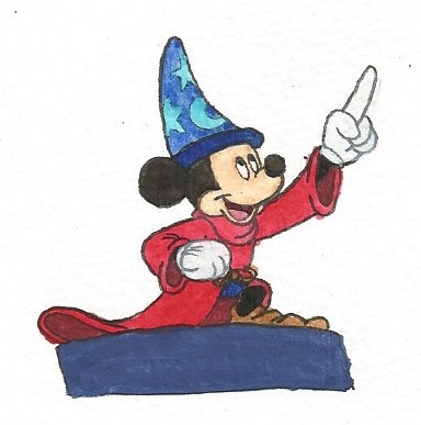 Mickey Mouse by brazilianferalcat on DeviantArt
