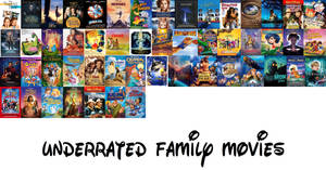 Underrated Family Movies