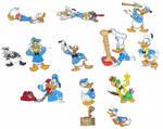 85th birthday of Donald Duck
