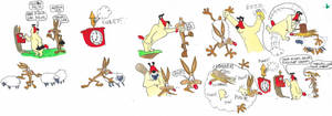 90th anniversary of Looney Tunes