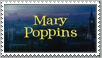 Mary Poppins Stamp