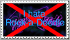 I hate RAD Stamp