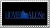 Home Alone stamp