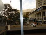down town  in kenya