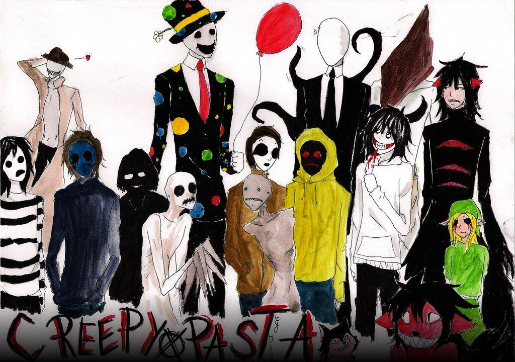 Creepypasta family by EmoXDancer on DeviantArt