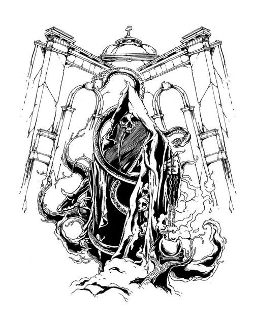 Death Sabaoth by belukar