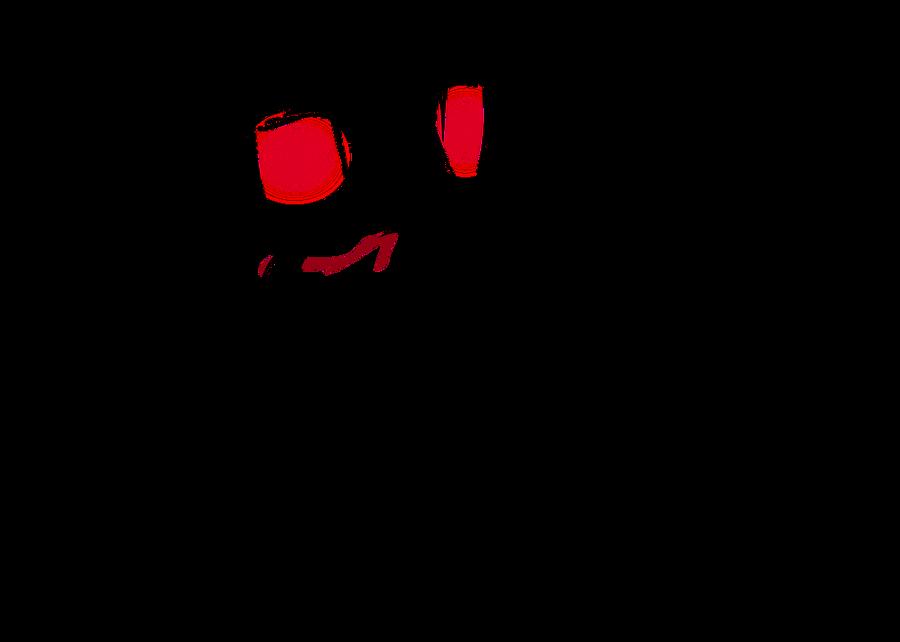 Air Gear: Kiric line art by makiri