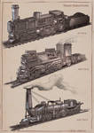 La Revolution 1625 Train Variations