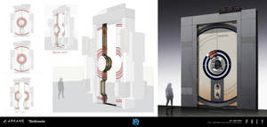 PREY - Blast Doors by dsorokin755
