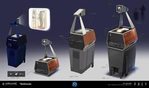 Prey - Projector by dsorokin755