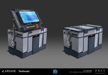 PREY Typhon Hunter - Hardware by dsorokin755