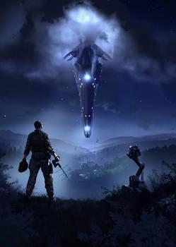 ARMA III Contact Cover Art
