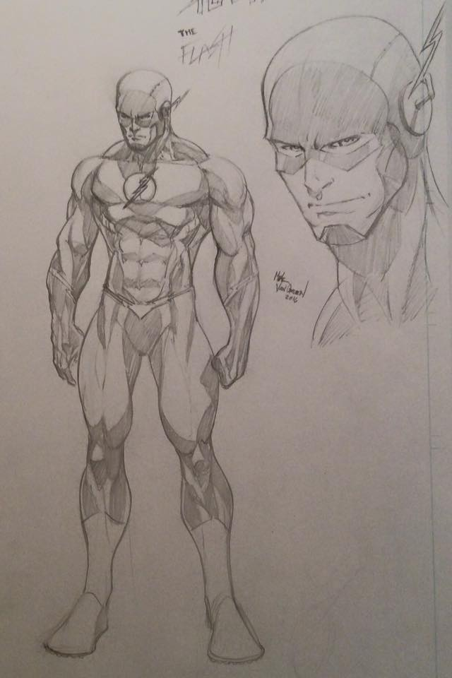 Flash Sketch by MikeVanOrden