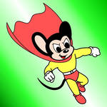 Mighty Mouse Fanart