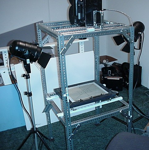 New animation camera stand 01 by hmontes on deviantart for Animation stand