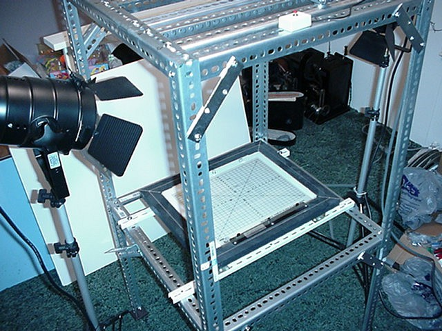 New animation camera stand 02 by hmontes on deviantart for Animation stand