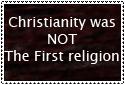 Sorry Christians by Foedus