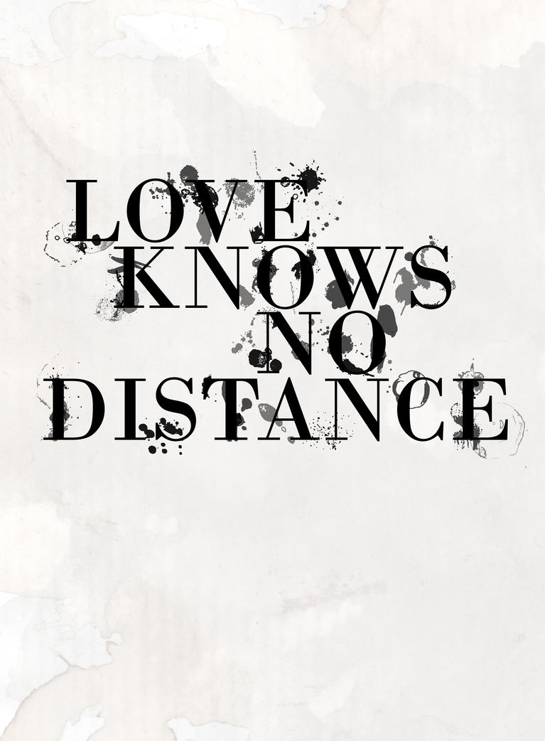 love knows no distance by roxandara on deviantart