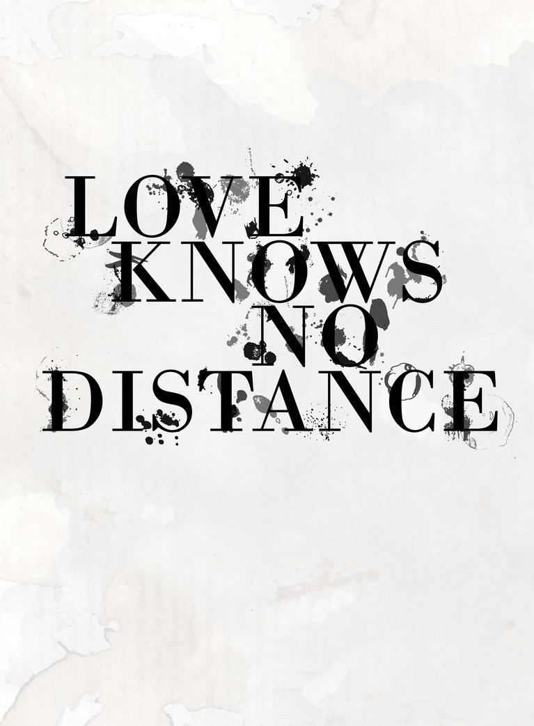 Love Knows No Distance by roxandara on DeviantArt