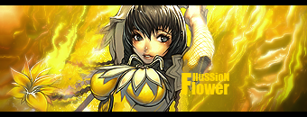 Flower Signature by xIluSSioNx