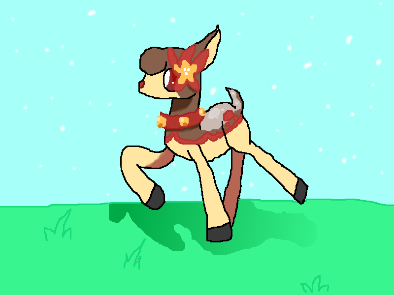 Dta for rarty Deerling by rockythebunny13