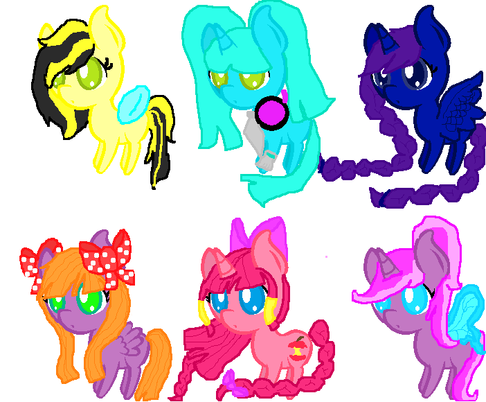 Anime Song adoptables by rockythebunny13