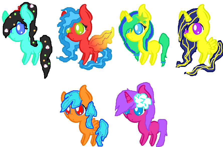 Song Adopts number 2 all one point by rockythebunny13