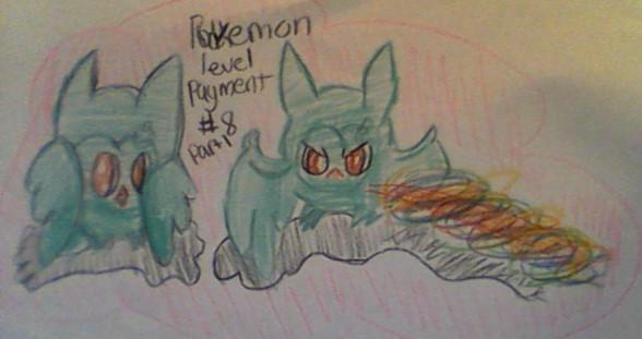 Pokemon level payment #8 part 1 by rockythebunny13