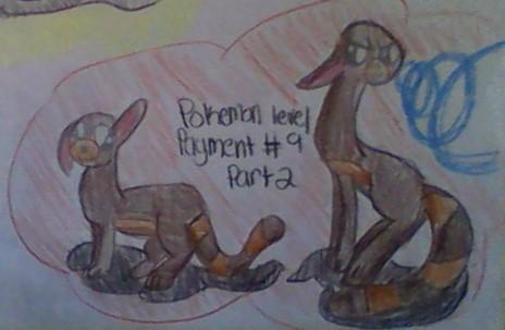 Pokemon level payment #9 part 2 by rockythebunny13