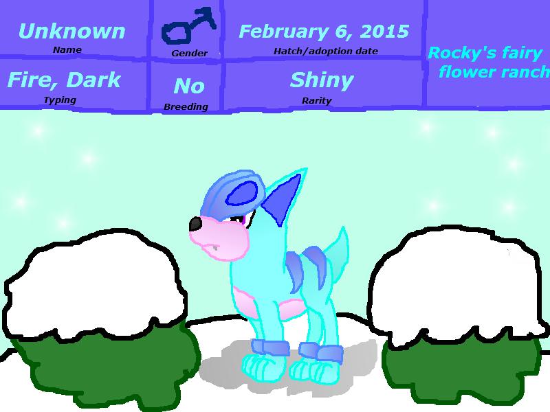 Rocky's Fairy Flower Ranch Unknown by rockythebunny13