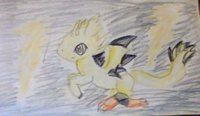 Wigglefoot My Thirthteen Chimera by rockythebunny13