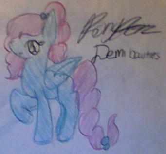 Pony for Demibowties by rockythebunny13