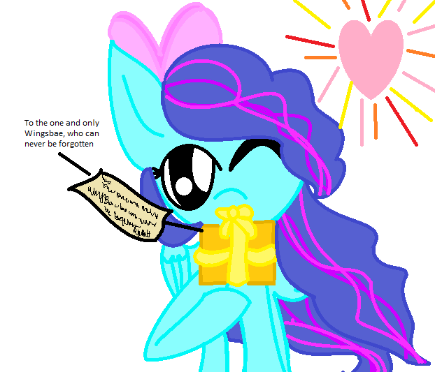 You're never forgotten, no matter what you think by rockythebunny13