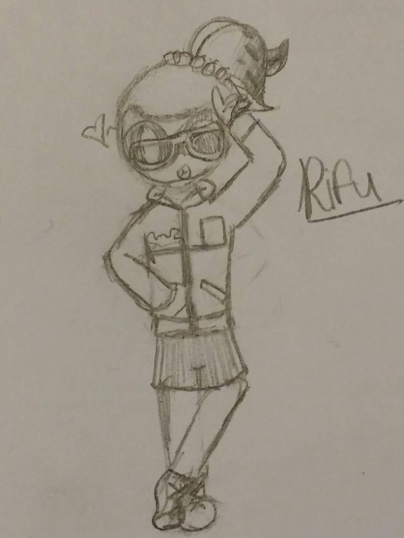 Rifu by rockythebunny13
