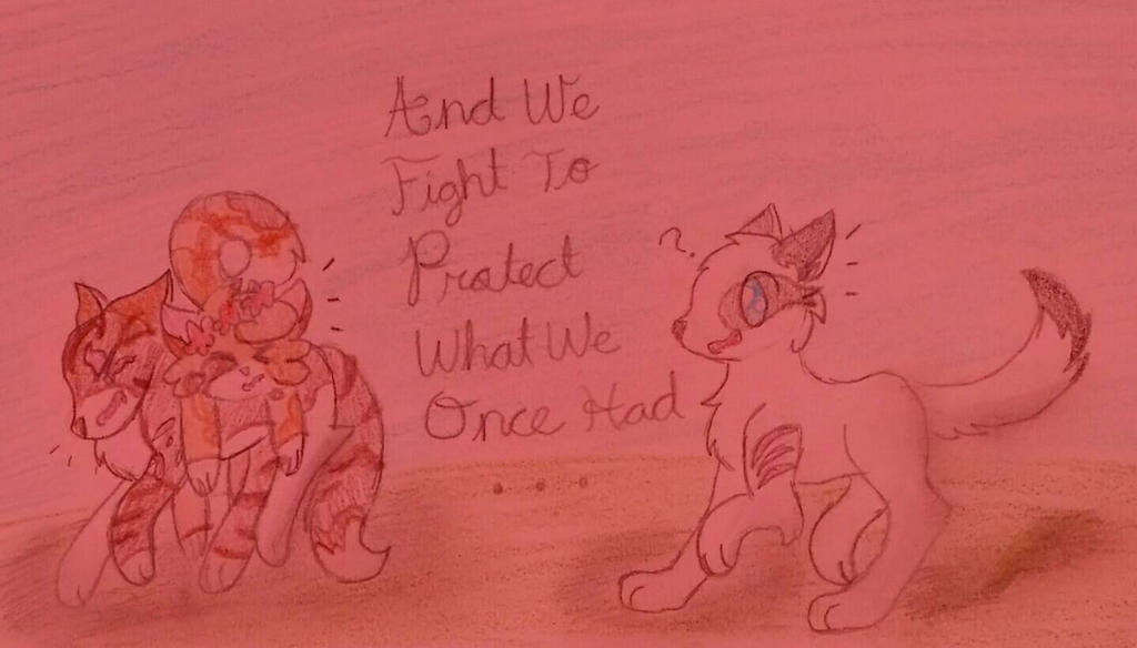 And We Fight To Protect What We Once Had by rockythebunny13