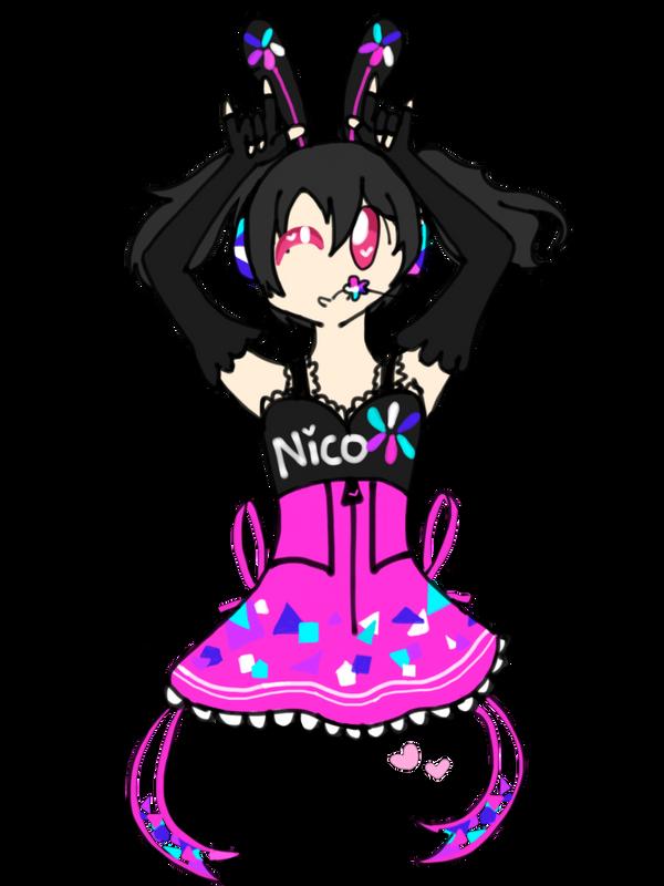 Happy Birthday Nico!!! by rockythebunny13