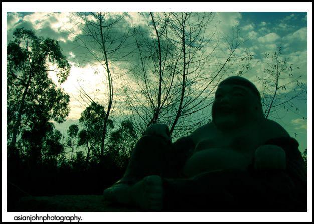Hello Buddha. by AbusingTheRibs