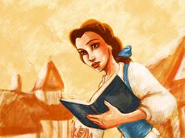 Belle by ChristyTortland